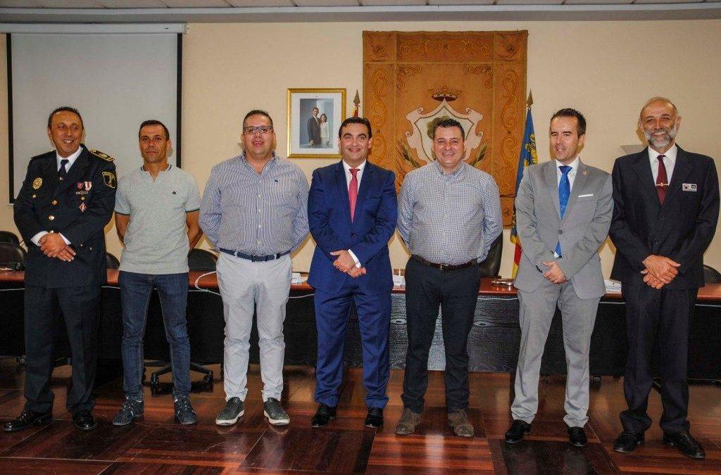 Talleres Mestre recibe reconocimiento público de parte de las instituciones de Alberic